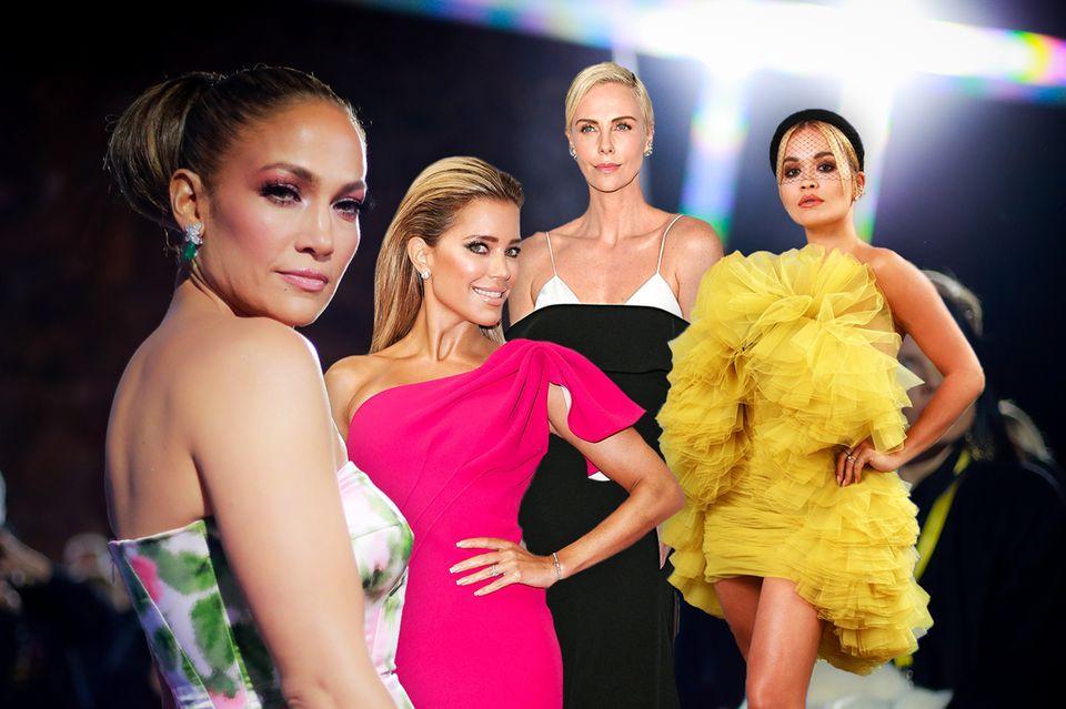Jahresrückblick 2020: Die schönsten Red-Carpet-Looks
