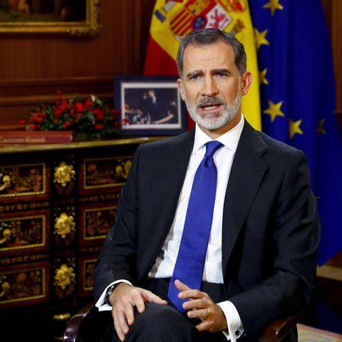 König Felipe hält imZarzuela Palast in Madrid seine jährliche Weihnachtsansprache. Sie wirdim Fernsehen ausgestrahlt und ist auf dem YouTube-Kanal des Königshauses abrufbar.