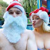 Wenn Matthew Rutler und Christina Aguilera nicht in den Schnee reisen können, muss der Schnee eben zu ihnen kommen. Um die Weihnachtstage etwas winterlicher zu gestalten, hat sich das Paar etwas Besonderes einfallen lassen.