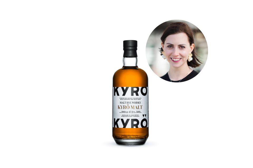 Wer bei seinen Gästen Eindruck schinden will, serviert ihnen etwas Besonderes. Für Redakteurin Kathrin ist der Kyrö Whisky aus Finnland eine echte Geheimwaffe.