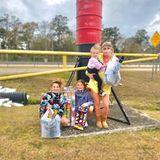 Jamie Lynn Spears, die mit ihren Kindern in Amerika lebt, hat sich mit jeder Menge Feuerwerkskörpern eingedeckt, um das neue Jahr zu begrüßen.
