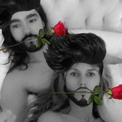 3. Januar 2021  Im Bett drehen Tom Kaulitz und Heidi Klum wie so oft Instagram-Storys mit lustigen Filtern.