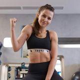 Anna Lewandowska setzt ihre guten Vorsätze für 2021 gleich in die Tat um. In einer knallharten Fitness-Challenge stählt sie ihre bereits schon klar sichtbaren Muskeln. So viel Ehrgeiz beeindruckt.