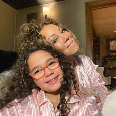 Mariah Carey + Tochter Monroe