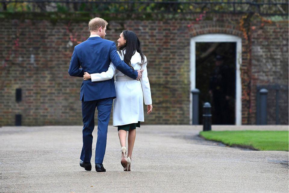 Prinz Harry und Herzogin Meghan haben dem Königshaus den Rücken gekehrt.