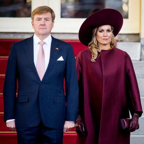 Königin Máxima und König Willem-Alexander.