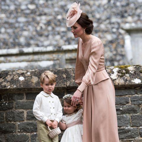 Prinz William + Herzogin Kate: Weihnachten im kleinen Kreis