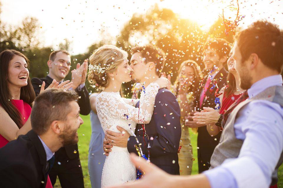 Hochzeitstage: Alle Jubiläen im Überblick