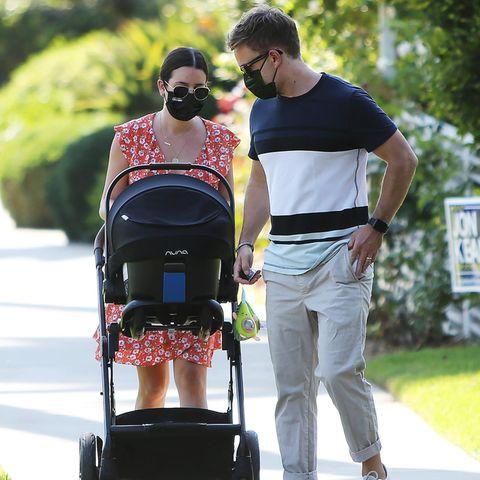 Lea Michele: Sie kämpft mit den Folgen der Schwangerschaft
