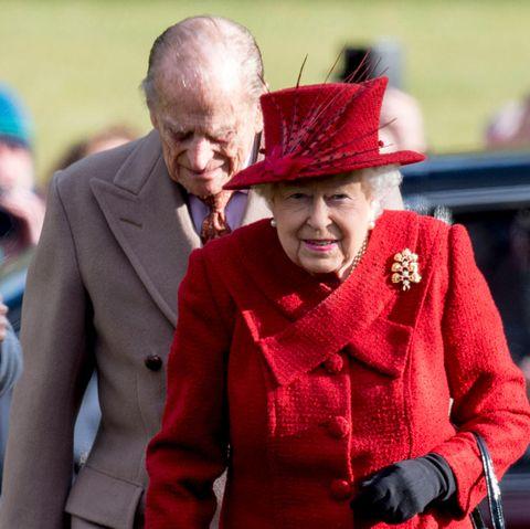 Prinz Philip + Queen Elizabeth: Warum ihre zweite Corona-Impfung vermutlich geheim bleiben wird