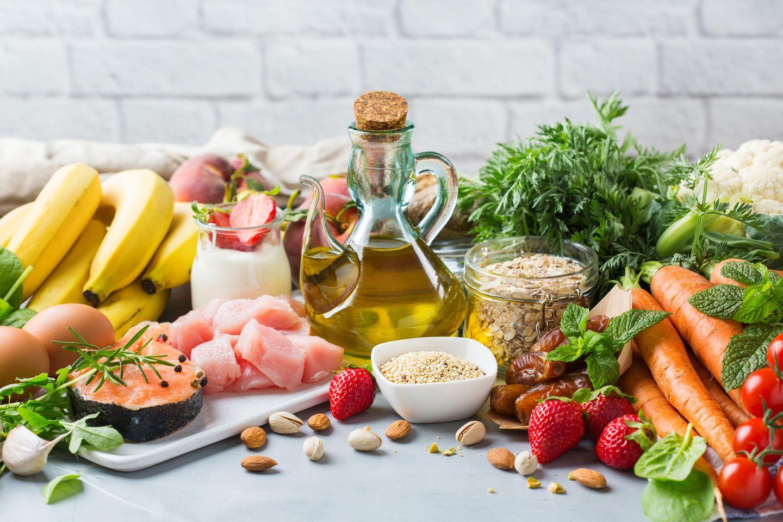 Gesund zunehmen: Eine ausgewogene Ernährung ist essenziell