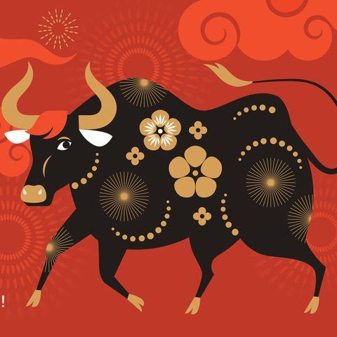 Wie passt der Büffel zu den westlichen Sternzeichen?