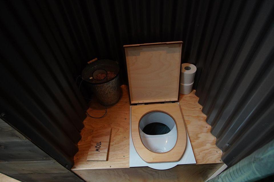 Das Trocken-WC im Tiny House