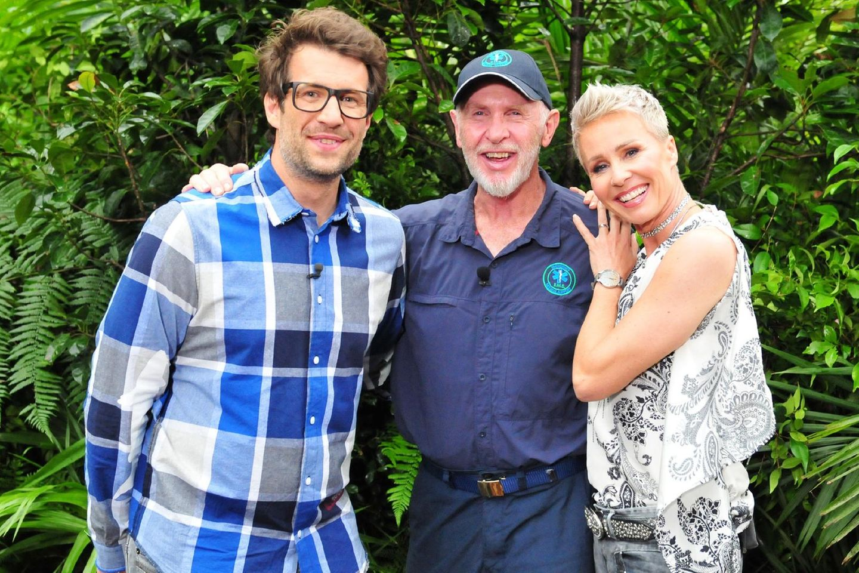 Daniel Hartwich, Dr.Bob und Sonja Zietlow
