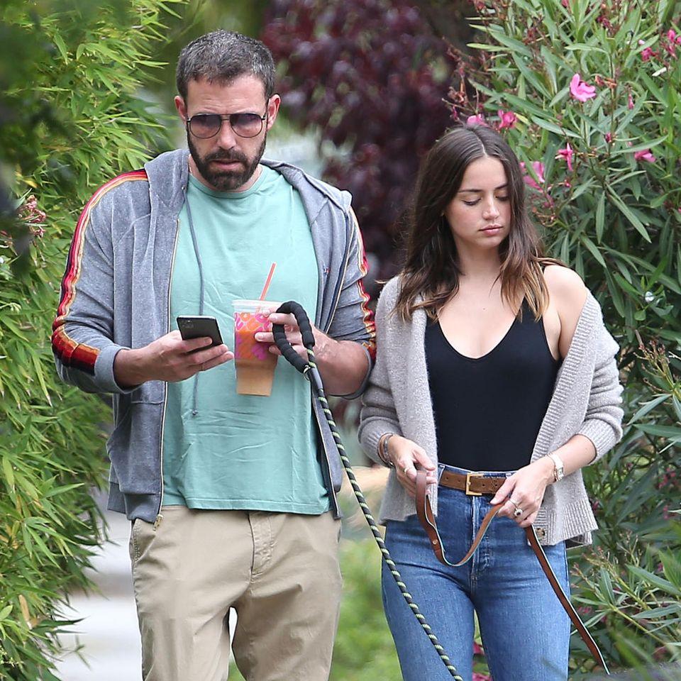 Ben Affleck und Ana de Armas