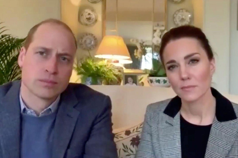 Prinz William und Herzogin Catherine melden sich aus dem Urlaub zurück.