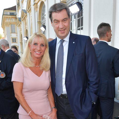 Karin und Markus Söder