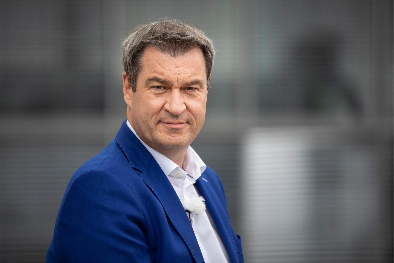 Markus Söder,CSU-Parteivorsitzender und Ministerpräsident von Bayern