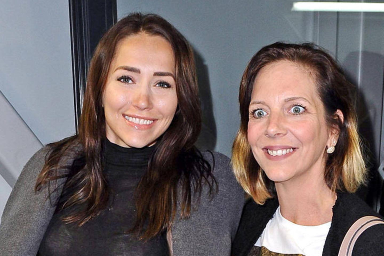 Anastasiya Avilova und Danni Büchner