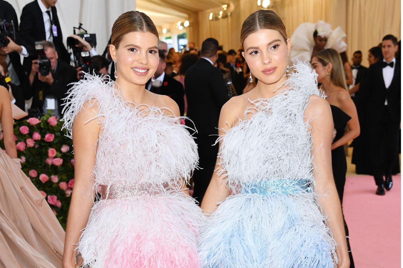 Victoria und Cristina Iglesias bei der MET Gala