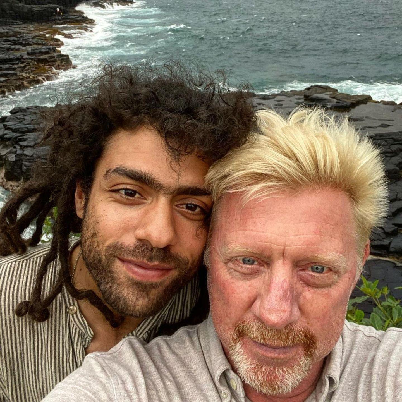 18. Januar 2021  Happy Birthday, Noah! Boris Becker wünscht seinem Erstgeborenen mit diesem entspannten Vater-Sohn-Selfie nur das Beste zum 27. Geburtstag.