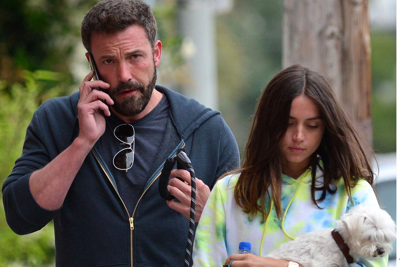 Ben Affleck + Ana de Armas