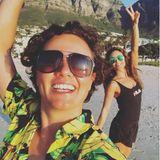 """Mit diesem schönen Throwback-Foto gratuliert Nazan Eckes ihrer Schwester Belgin Üngör auf Instagram zum Geburtstag. Belgin ist für Nazan nicht nur """"die beste Schwester der Welt"""", sondern kümmert sich gemeinsam mit BruderCüneyt auch um das Management der Moderatorin."""