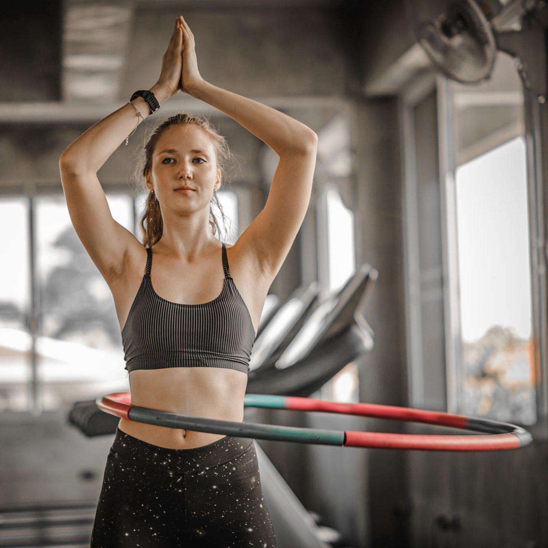 Hula Hoop Fitness: Mit Hullern zur schmalen Taille  GALA.de