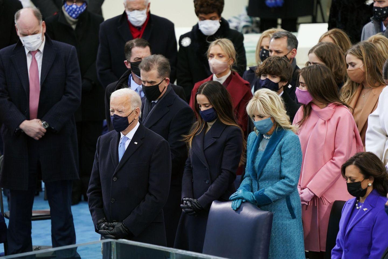 Hunter Biden Inauguration 2021 : Hunter Biden, under ...
