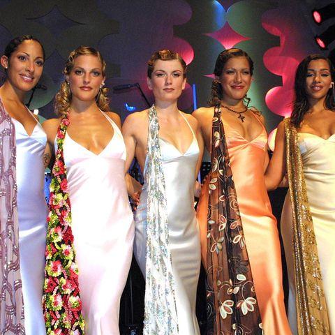 Die No Angels im Jahr 2002