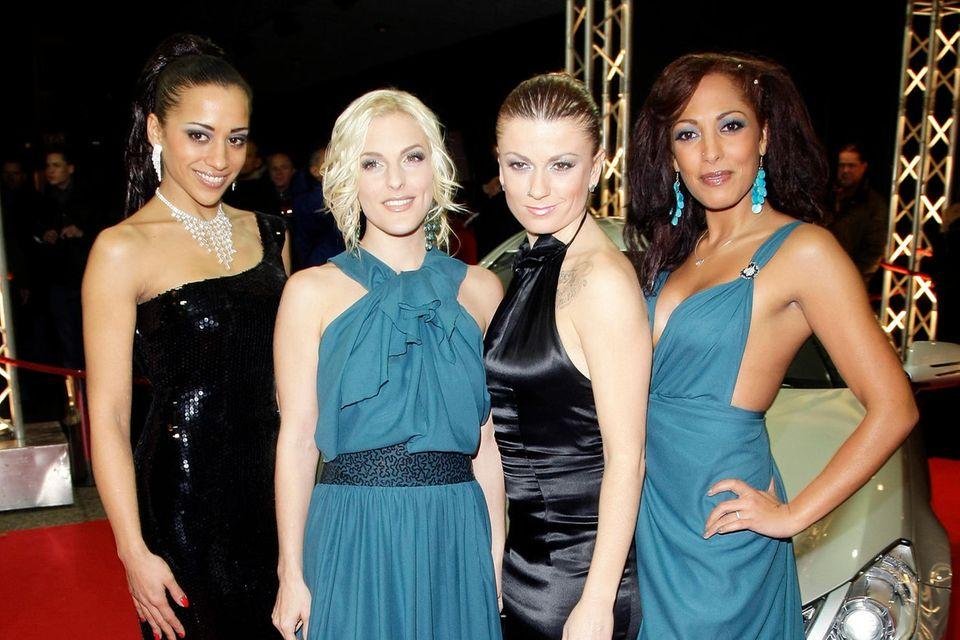 Die No Angels ohne Vanessa Petruo im Jahr 2009