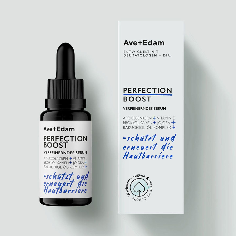 Ave + Edam Perfection Boost Gesichtsserum