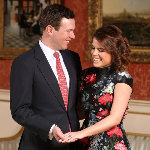 Jack Brooksbank und Prinzessin Eugenie