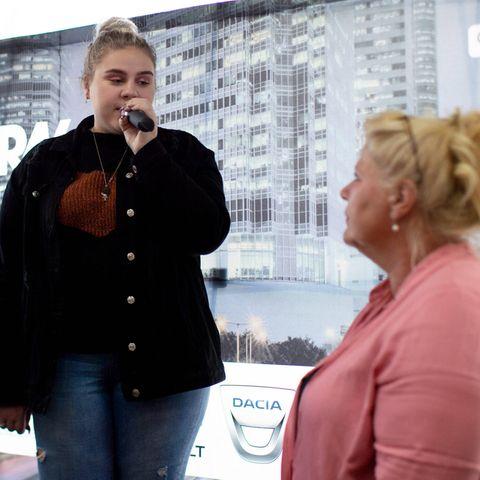 Estefania Wollny und ihre Mutter Silvia