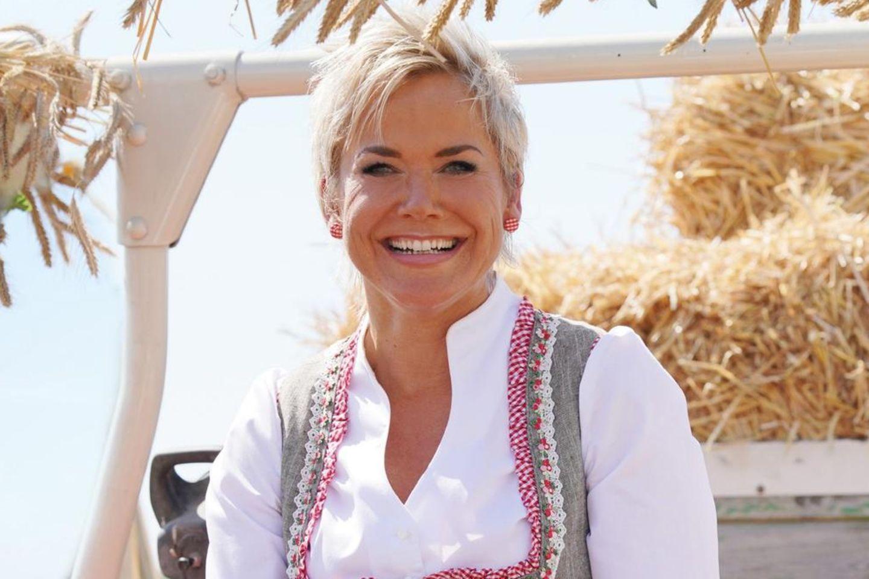 """""""Bauer sucht Frau""""- und """"Bauer sucht Frau International""""-Moderatorin Inka Bause"""
