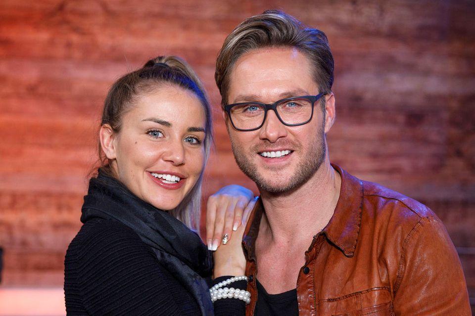 Julia Prokopy und Nico Schwanz