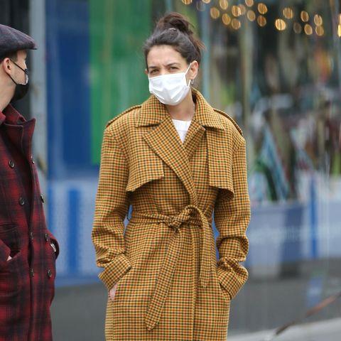 Fashion-Looks: Der Style von Katie Holmes