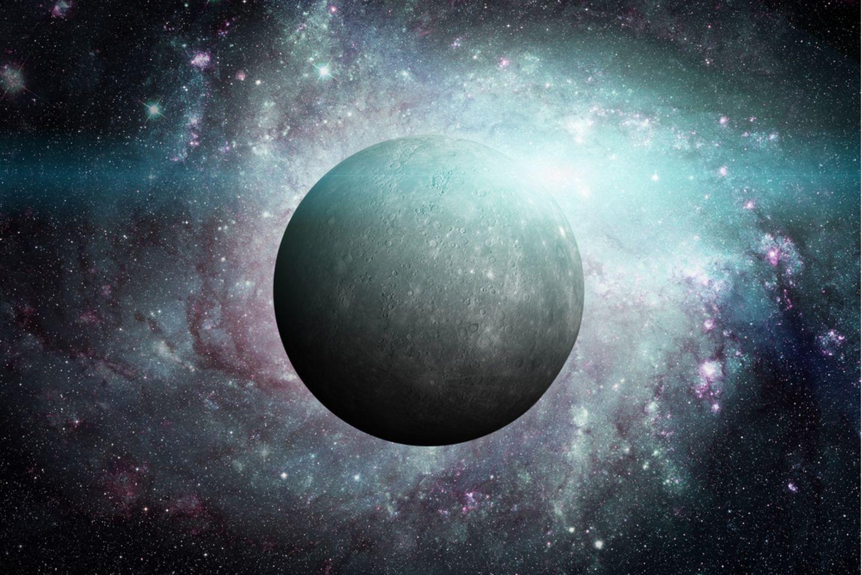 Rückläufiger Merkur: Planet im Sonnensystem