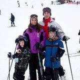 19. Februar 2010  Prinzessin Marie und Prinz Joachim haben mit Joachims SöhnenPrinz Nikolai undPrinz Felix die Pisten des Schweizer Skiorts Col de Bretaye unsicher gemacht. Der gemeinsame Sohn Prinz Henrik, geboren am 4. Mai 2009, war zu diesem Zeitpunkt noch etwas zu jung für den Spaß auf Brettern.