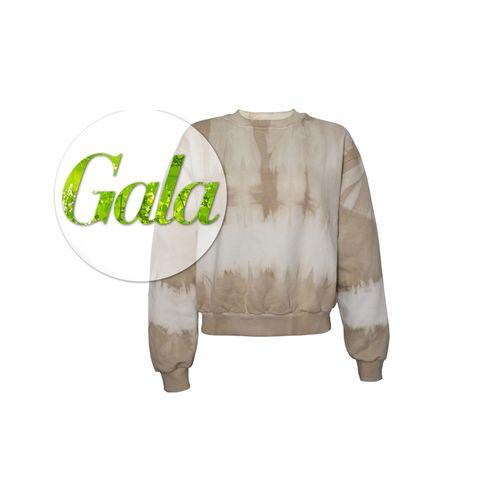 Achtung der Pullover von Allure The Studioist nicht nur stylisch, sondern auch gemütlich und nachhaltig - ein besitzt also das perfekteRundum-Paket für die Amtskandidatur eines Lieblingspullovers. Das Trendteil besteht zu 100 Prozentaus GOT's zertifizierter Bio-Baumwolle und wird in Portugal gefertigt, kostet ca. 90 Euro.
