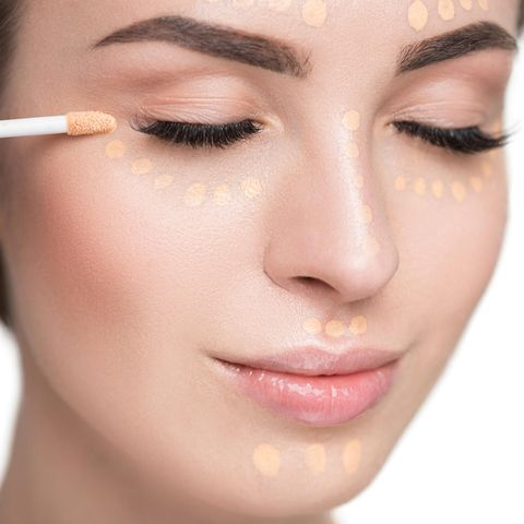 Concealer-Test: Die besten Produkte, Concealer, Augenringe abdecken, Pickel abdecken