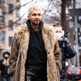 18. Januar 2021  Das Berliner Winterwetter ist wahrlich keine Freude. Bill Kaulitz hat sich trotzdem auf den Weg zum GNTM-Set gemacht.