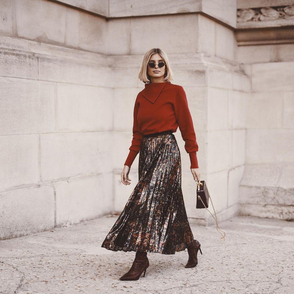 Plisseerock: Stylish durch jede Jahreszeit, Xenia Adonts, Fashion