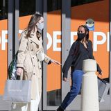 Angelina Jolie begleitet Zahara natürlich bei diesem Meilenstein. Die stolze Mama feiert die gemeisterte Prüfung ihrer Tochter schließlich mit einer gemeinsamen Shoppingtour.
