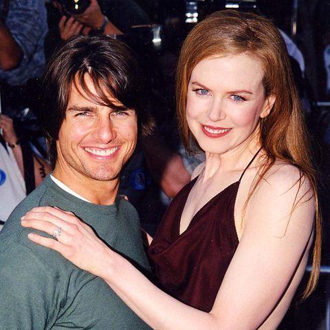 Tom Cruise und Nicole Kidman