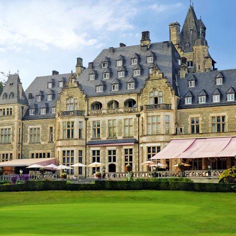 Das Schlosshotel Kronberg im Taunus