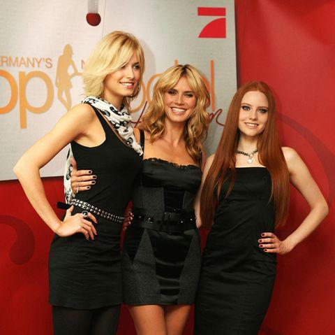 """Zum Start der 16. Staffel von """"Germany's Next Topmodel"""": Seit damals ist viel passiert"""