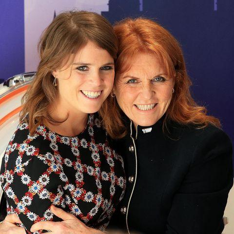 Prinzessin Eugenie und Sarah Ferguson