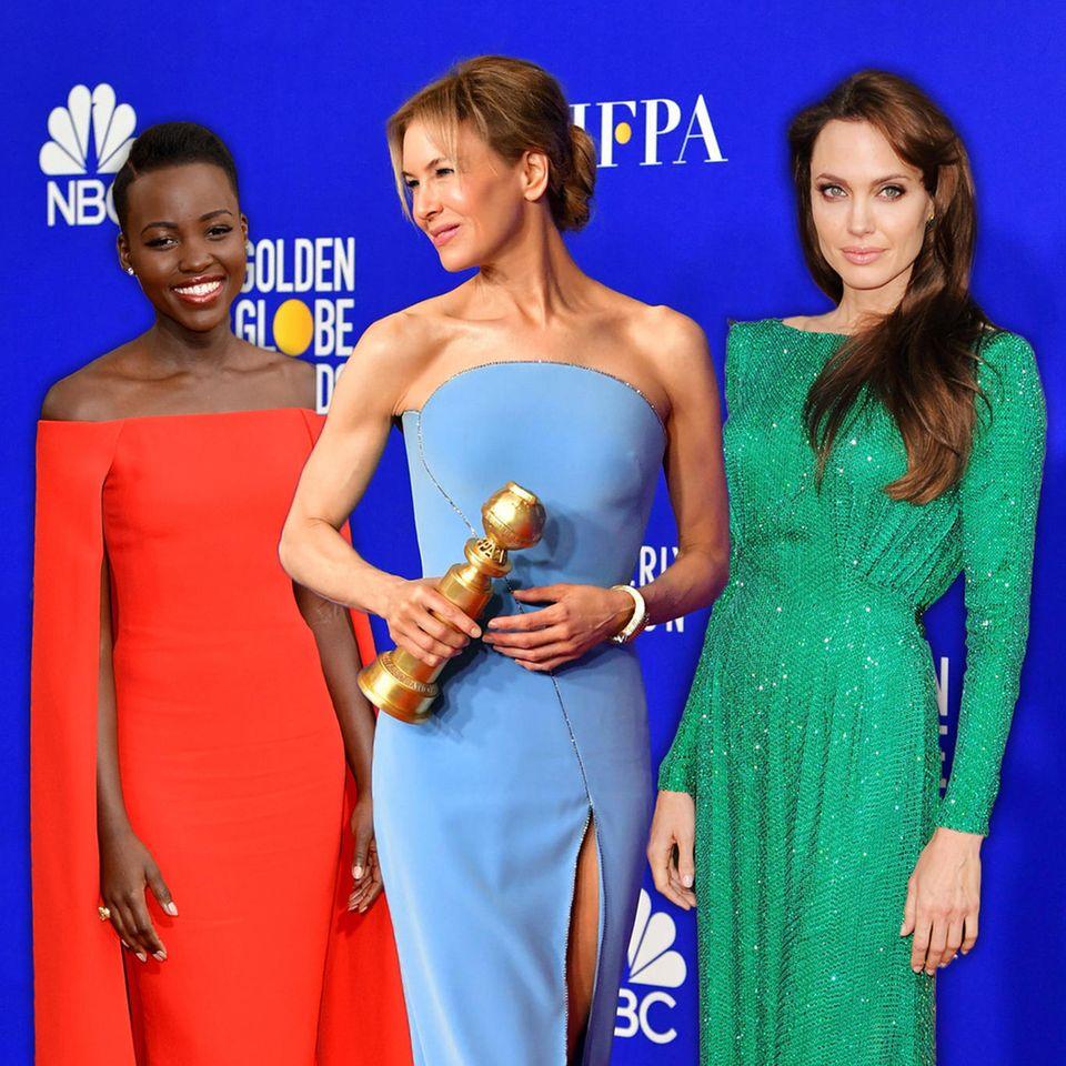 Best Dressed: Die schönsten Look der Golden Globes
