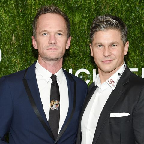 Neil Patrick Harris und David Burtka
